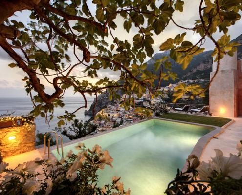 Positano Villa's Pool
