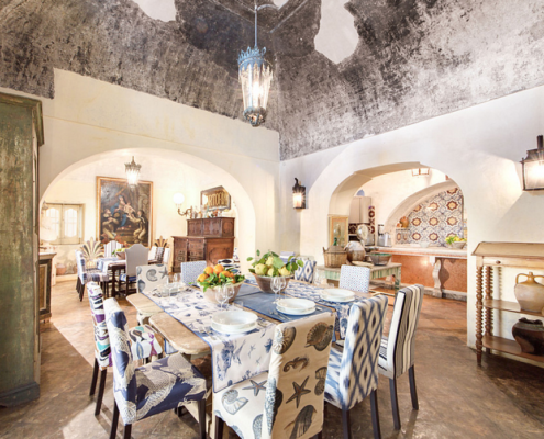Dream Positano Villa
