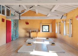 Yoga Room Tuscany